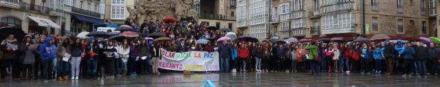 San Viator_Acto por la paz