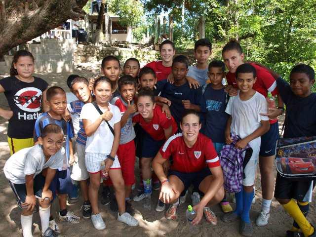 Fundación-Athletic_SERSO-Honduras