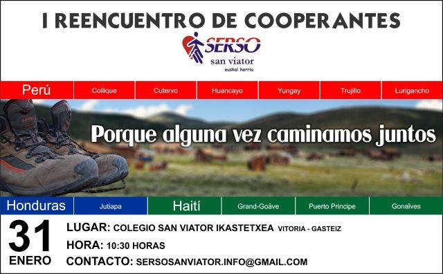 I Reencuentro Cooperantes SERSO San Viator