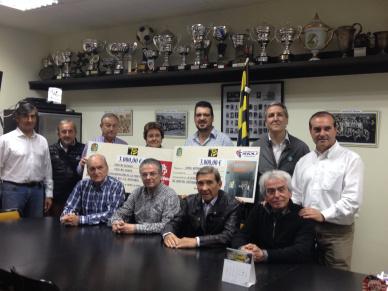 SERSO San Viator de Basauri recibe 3.000 euros del C.D. Basconia.