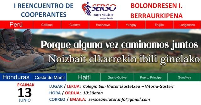 Encuentro voluntarios SERSO San Viator