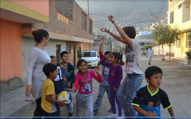 Centro San Viator de Collique - Juventud Cooperante Vasca